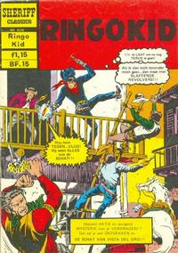 Cover Thumbnail for Sheriff Classics (Classics/Williams, 1964 series) #9236