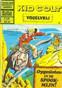 Cover Thumbnail for Sheriff Classics (Classics/Williams, 1964 series) #9246