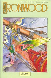 Cover Thumbnail for Ironwood (Fantagraphics, 1991 series) #3