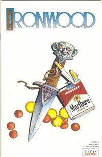 Cover Thumbnail for Ironwood (Fantagraphics, 1991 series) #9
