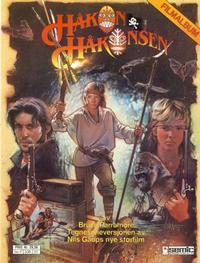 Cover Thumbnail for Håkon Håkonsen (Semic, 1990 series)