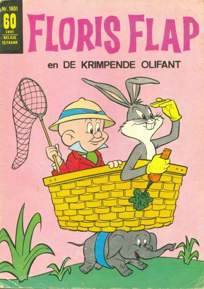 Cover for Floris Flap (Classics/Williams, 1966 series) #1601