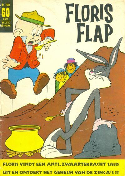 Cover for Floris Flap (Classics/Williams, 1966 series) #1603