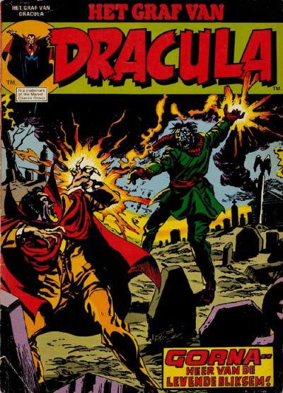 Cover for Het graf van Dracula (Classics/Williams, 1975 series) #2