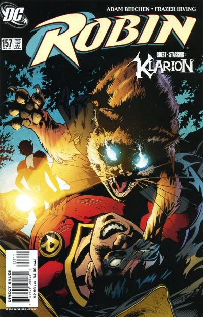 Cover for Robin (DC, 1993 series) #157