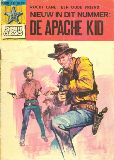 Cover for Sheriff Classics (Classics/Williams, 1964 series) #903