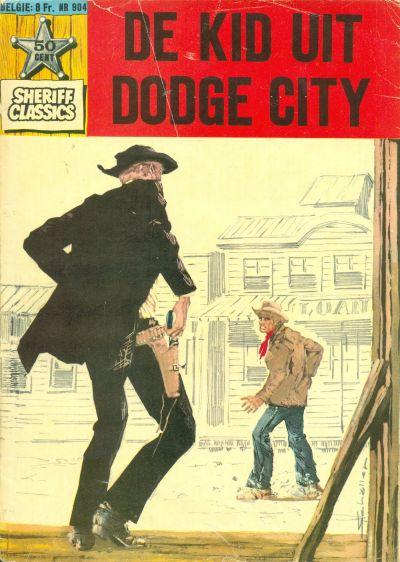 Cover for Sheriff Classics (Classics/Williams, 1964 series) #904