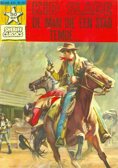 Cover for Sheriff Classics (Classics/Williams, 1964 series) #905