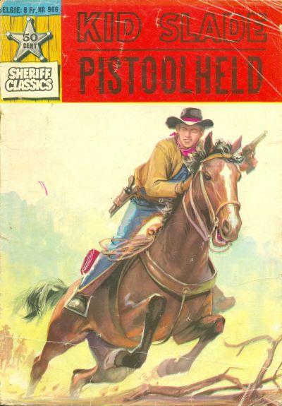 Cover for Sheriff Classics (Classics/Williams, 1964 series) #906