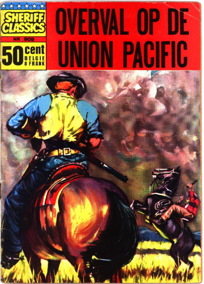 Cover for Sheriff Classics (Classics/Williams, 1964 series) #909