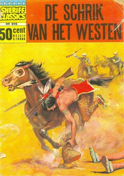 Cover for Sheriff Classics (Classics/Williams, 1964 series) #916