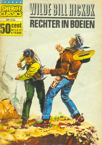 Cover for Sheriff Classics (Classics/Williams, 1964 series) #936