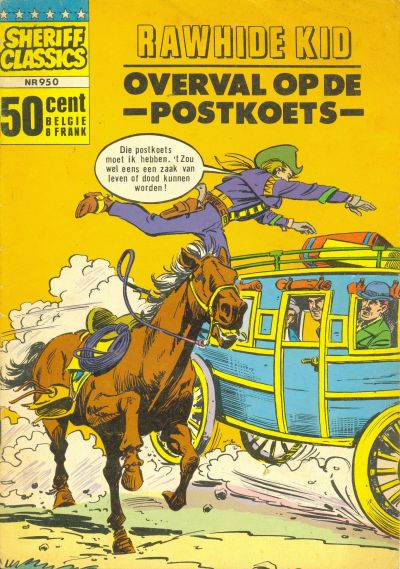 Cover for Sheriff Classics (Classics/Williams, 1964 series) #950