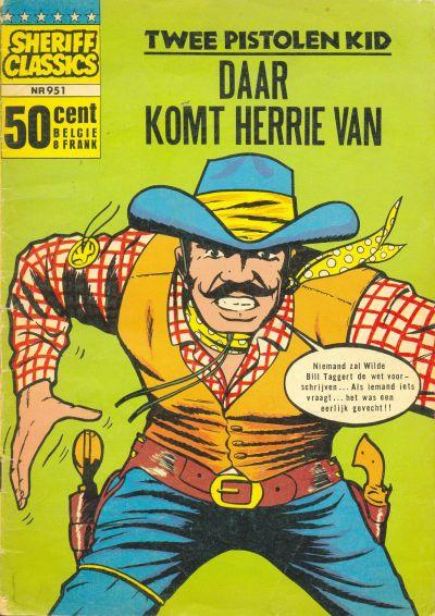Cover for Sheriff Classics (Classics/Williams, 1964 series) #951