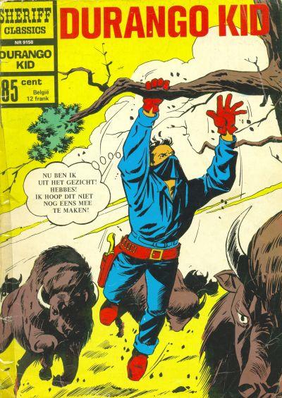 Cover for Sheriff Classics (Classics/Williams, 1964 series) #9158