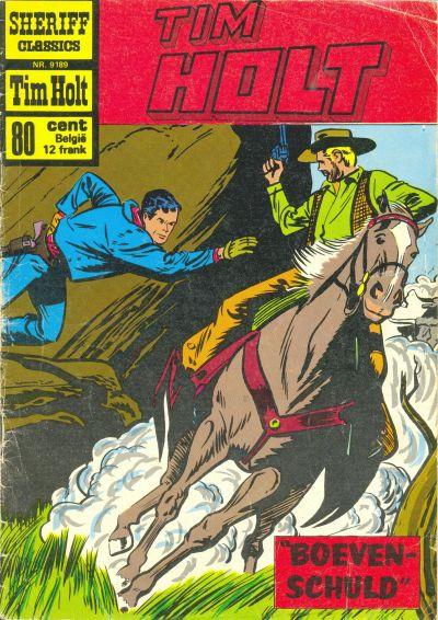 Cover for Sheriff Classics (Classics/Williams, 1964 series) #9189