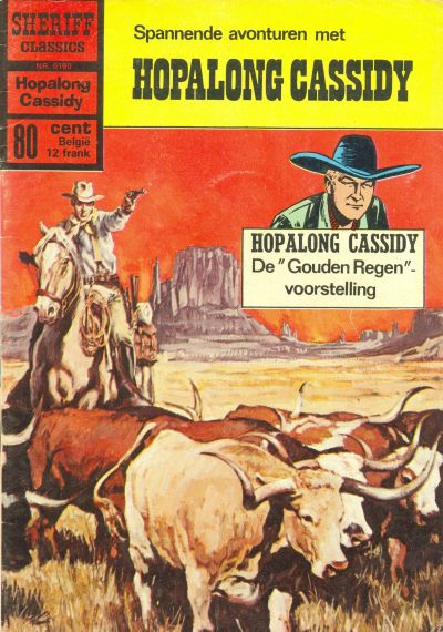 Cover for Sheriff Classics (Classics/Williams, 1964 series) #9190