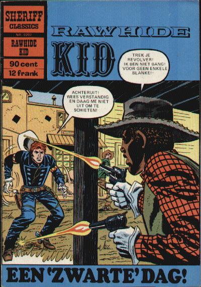 Cover for Sheriff Classics (Classics/Williams, 1964 series) #9207