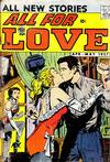 Cover for All for Love (Prize, 1957 series) #v1#1 [1]