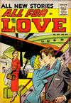 Cover for All for Love (Prize, 1957 series) #v1#5 [5]