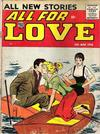 Cover for All for Love (Prize, 1957 series) #v1#6 [6]