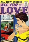 Cover for All for Love (Prize, 1957 series) #v2#2 [8]