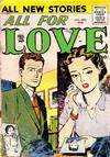 Cover for All for Love (Prize, 1957 series) #v2#4 [10]