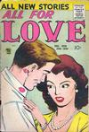 Cover for All for Love (Prize, 1957 series) #v2#6 [11]