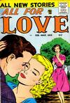 Cover for All for Love (Prize, 1957 series) #v2#5 [12]