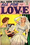 Cover for All for Love (Prize, 1957 series) #v3#1 [13]