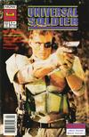 Cover for Universal Soldier (Now, 1992 series) #1 [newsstand]
