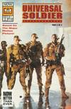 Cover for Universal Soldier (Now, 1992 series) #2 [newsstand]