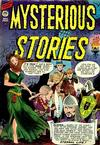 Cover for Mysterious Stories (Premier Magazines, 1954 series) #2