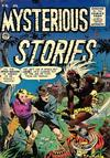 Cover for Mysterious Stories (Premier Magazines, 1954 series) #3