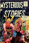 Cover for Mysterious Stories (Premier Magazines, 1954 series) #5
