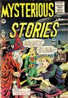 Cover for Mysterious Stories (Premier Magazines, 1954 series) #6