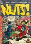 Cover for Nuts! (Premier Magazines, 1954 series) #1