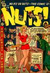 Cover for Nuts! (Premier Magazines, 1954 series) #3