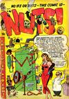 Cover for Nuts! (Premier Magazines, 1954 series) #4