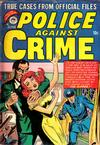 Cover for Police Against Crime (Premier Magazines, 1954 series) #2
