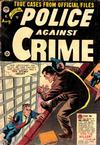 Cover for Police Against Crime (Premier Magazines, 1954 series) #3