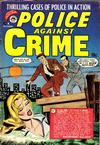 Cover for Police Against Crime (Premier Magazines, 1954 series) #4