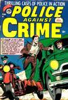 Cover for Police Against Crime (Premier Magazines, 1954 series) #6