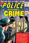 Cover for Police Against Crime (Premier Magazines, 1954 series) #8