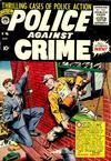 Cover for Police Against Crime (Premier Magazines, 1954 series) #9