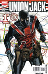 Cover for Union Jack (Marvel, 2006 series) #1