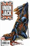 Cover for Union Jack (Marvel, 2006 series) #4