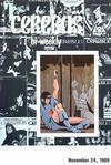 Cover for Cerebus Bi-Weekly (Aardvark-Vanaheim, 1988 series) #[26]