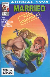Cover Thumbnail for Married..With Children: 1994 Annual (Now, 1994 series)