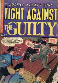 Cover Thumbnail for Fight Against the Guilty (Story Comics, 1954 series) #22